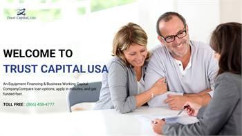 Bad credit construction equipment financing & Leasing | Trust Capital USA