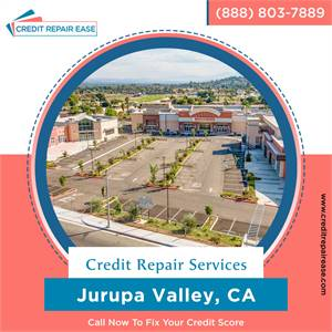 Do you need a credit repair service in Jurupa Valley?