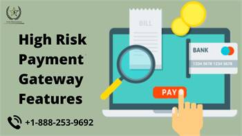 High Risk Payment Gateway Features