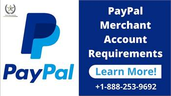 PayPal Merchant Account Requirements
