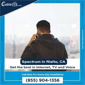 Spectrum Offers Fast Internet in Rialto, CA