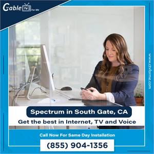 Spectrum: Faster Speeds, Better Deals in South Gate, CA