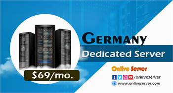 Buy Cheapest Germany Dedicated Server Hosting with High-level Security