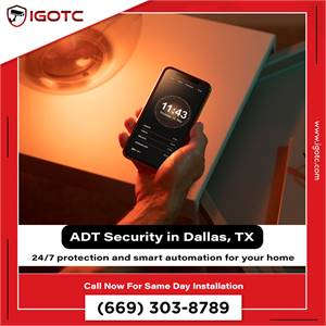 Get ADT-Monitored Home Security from IgotC