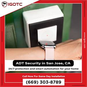 Get San Jose, CA Home Security Systems from IgotC