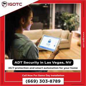 Local Alder Home Security Monitoring in Las Vegas, NV