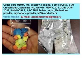 Order MDMA, xtc, ecstasy, cocaine, 5-IAI, Crystal Meth, ketamine hcl, jwh-018.....Wickr me: chana01