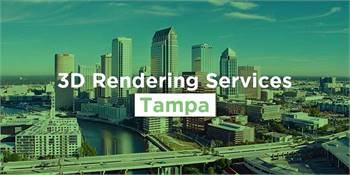 Get best 3D Rendering Services in Tampa with Vegacadd