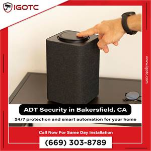 Get Popular Security Solutions For Homes and Businesses in Bakersfield, CA