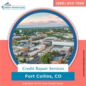 Get Best Deals on Fast Credit Repair in Fort Collins, CO