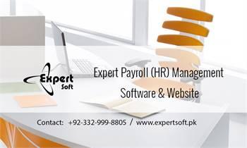 Payroll Management Software | HR Management Website - Expert Soft