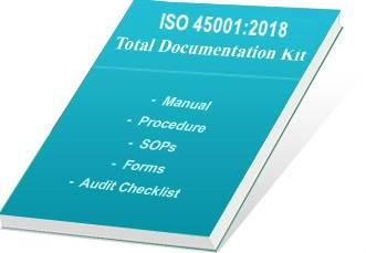 ISO 45001 Documentation Kit