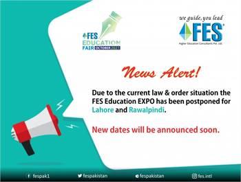 Please Note That Announcement FES EDUCATION ! 📣