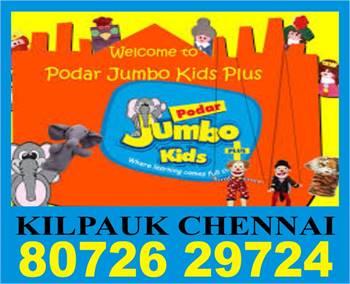 Kilpauk Eyfs Learning   8072629724   1237   Chennai Podar Jumbo Kids Plus