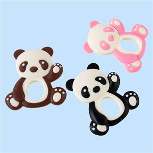Hot Selling Price High Quality Legenday Custom Cute Infant Teething Toy Food Grade Bpa Free Silicone