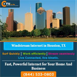 Windstream in Houston - The Largest Cable Provider