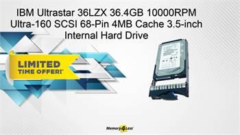 Get 73% Discount on 07N3200 IBM Ultrastar Internal Hard Drive