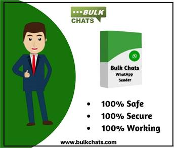 Bulk WhatsApp Software For Your WhatsApp Marketing.