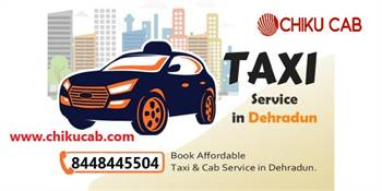 Taxi Service in Dehradun - Local Sightseeing and Outstation