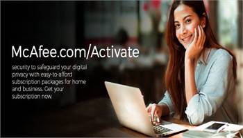 mcafee.com/activate - Step for Installing McAfee