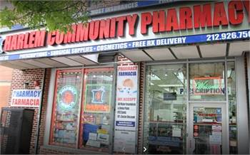 Harlem Community Pharmacy, Manhattan, New York